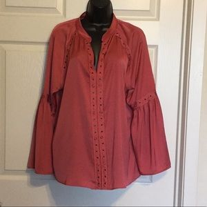 Tops - Soft Surroundings Blouse